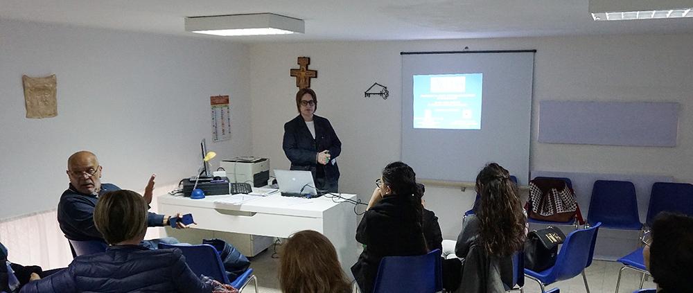 Daria Caminiti Corso presso Avulss di Taormina