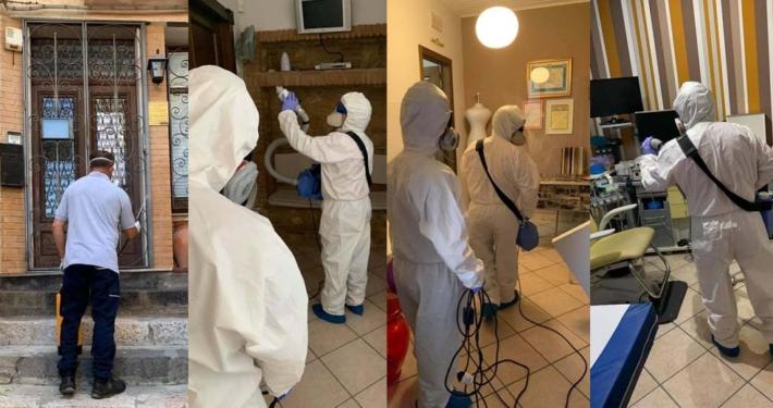Studio medico Caminiti protocollo anticovid
